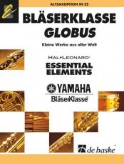 Bläserklasse GLOBUS - Altsaxophon