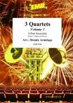 3 Quartets Volume 1