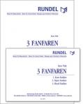 3 Fanfares