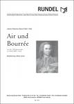 Air und Bourée  Air & Bourée